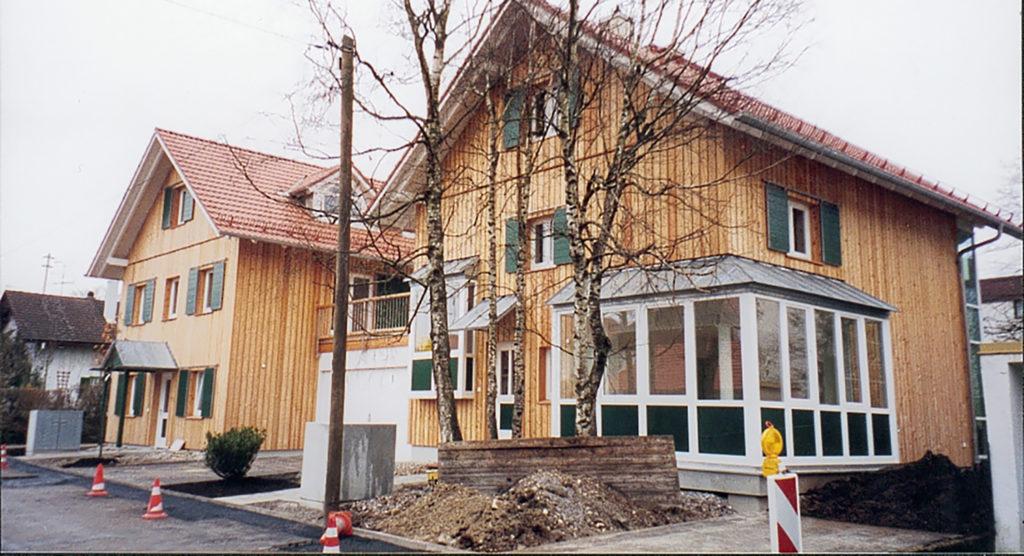 ABCZ Architekturbüro Claudia Ziegelmaier EFH Feldafing